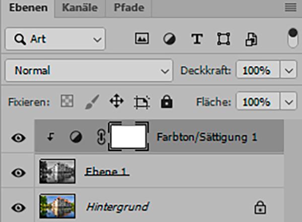 Einfach, intuitiv, flexibel, Color Grading, Photoshop, 03