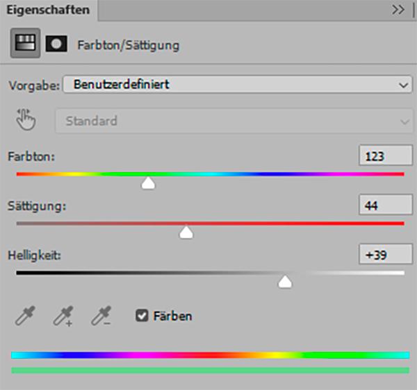 Einfach, intuitiv, flexibel, Color Grading, Photoshop, 04
