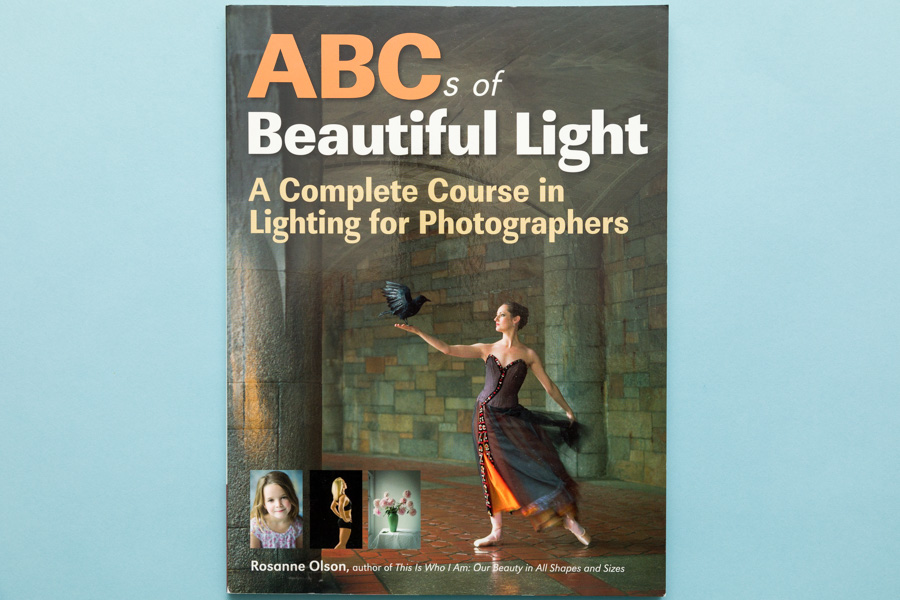 fotografisches Licht, natürlich, Blitz, Buch