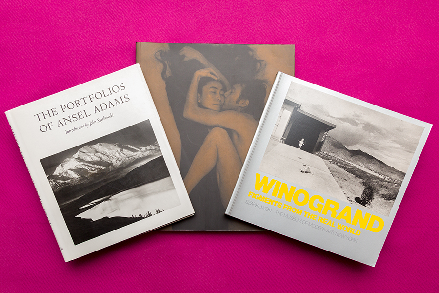 Kreative Fotografie, Ansel Adams, Annie Leibowitz, Gary Winogrand 01
