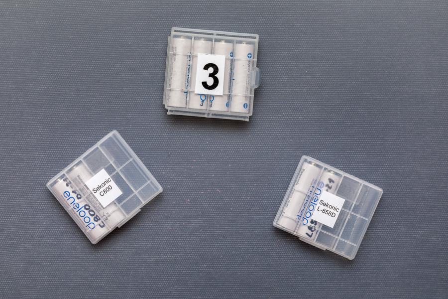 Tipps zur Nutzung von Akku, Akku-Box, eneloop 01