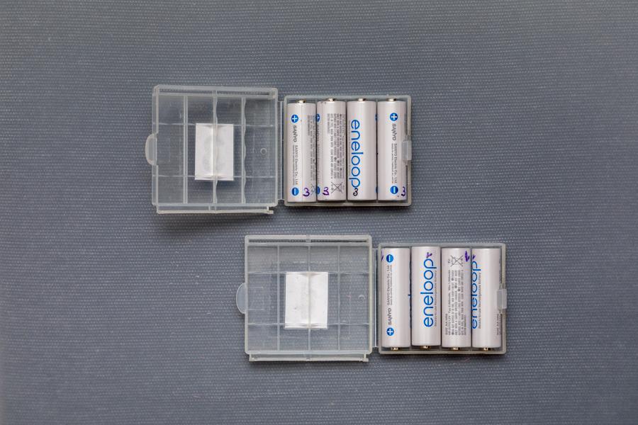 Tipps zur Nutzung von Akku, Akku-Box, eneloop 03