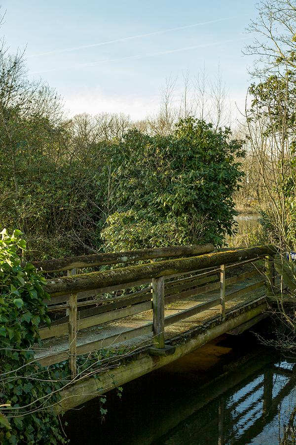 Entwicklungswege in Lightroom, alte Brücke, Tüshaus Mühle 05
