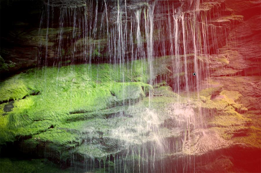 Entwicklungswege, Lightroom, Wasserfall, Tintagel 04