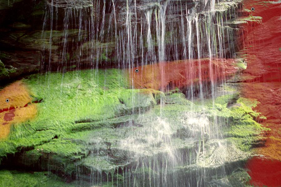 Entwicklungswege, Lightroom, Wasserfall, Tintagel 05