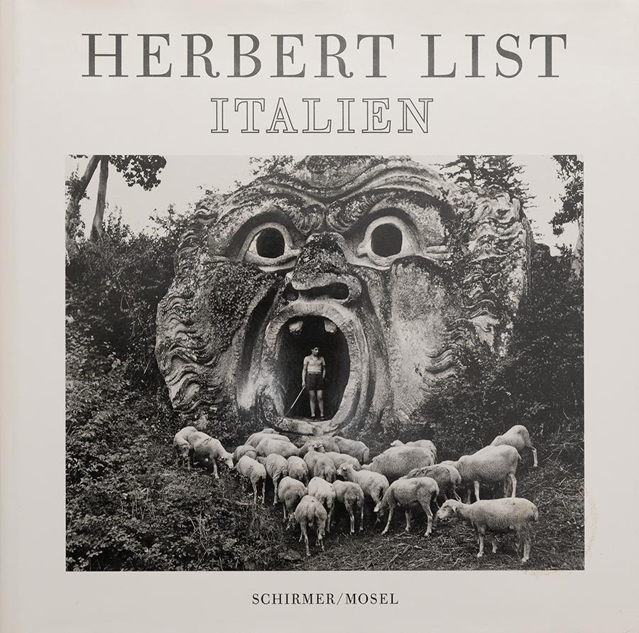 Buchtipps für meisterhafte Fotografie Herbert List