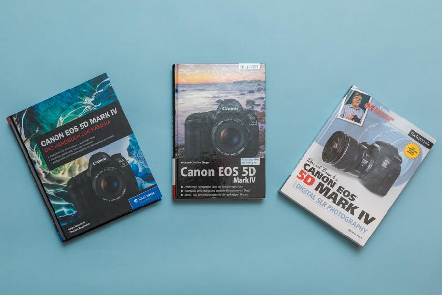EOS 5D Mark IV, Buchkritik, Bush, Sänger, Haarmeyer, Canon Camera Connect, 01