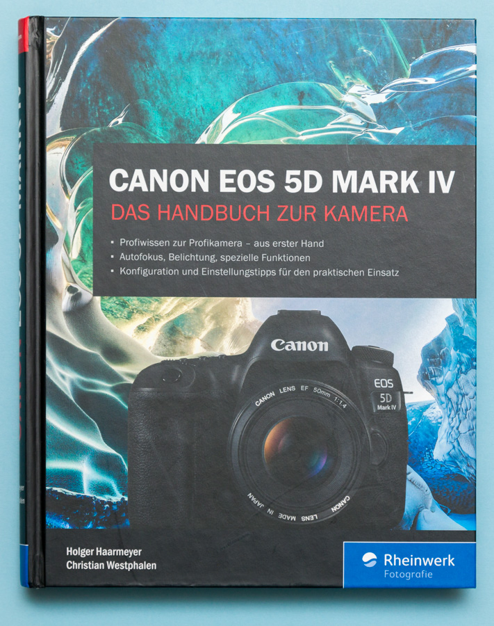 EOS 5D Mark IV, Buchkritik, Bush, Sänger, Haarmeyer, Canon Camera Connect, 02