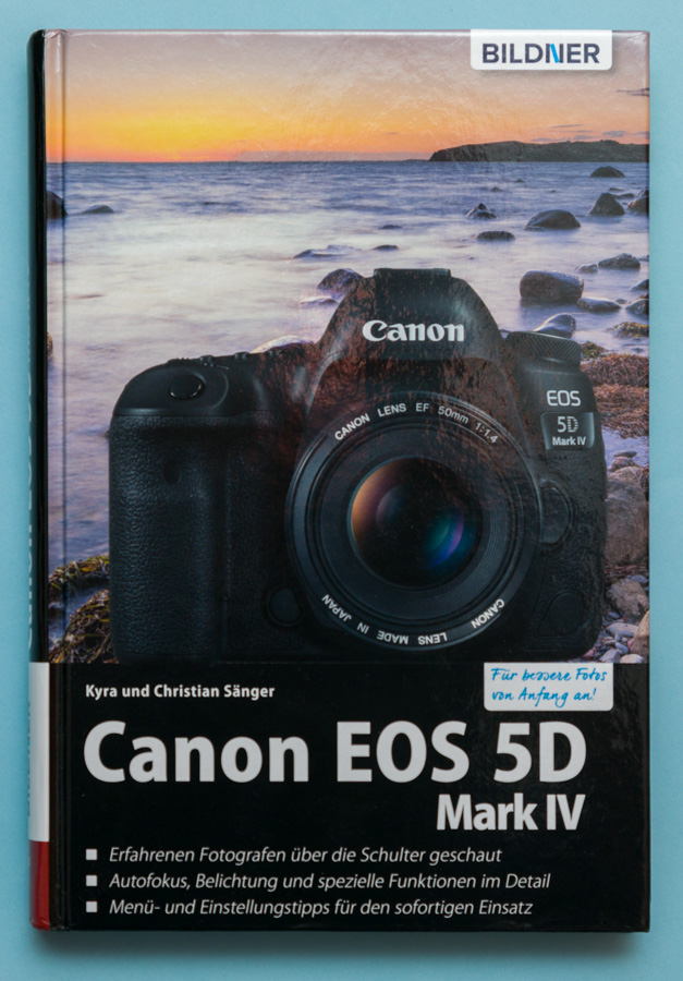 EOS 5D Mark IV, Buchkritik, Bush, Sänger, Haarmeyer, Canon Camera Connect, 03
